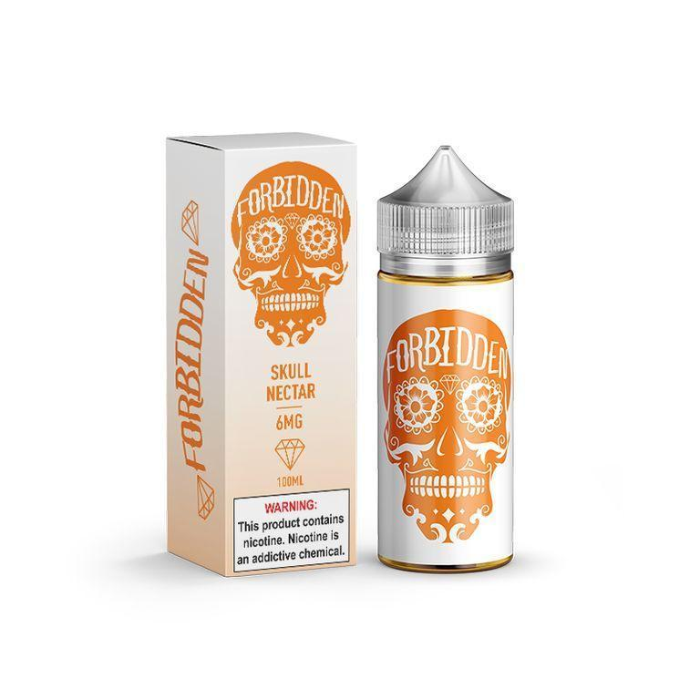 FORBIDDEN - SKULL NECTAR 100ML-eJuice-Forbidden-0.0% - 0mg-CRAZE Vapor Wholesale