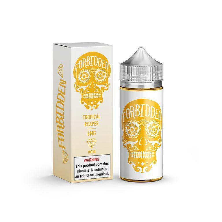 FORBIDDEN - TROPICAL REAPER 100ML-eJuice-Forbidden-0.0% - 0mg-CRAZE Vapor Wholesale