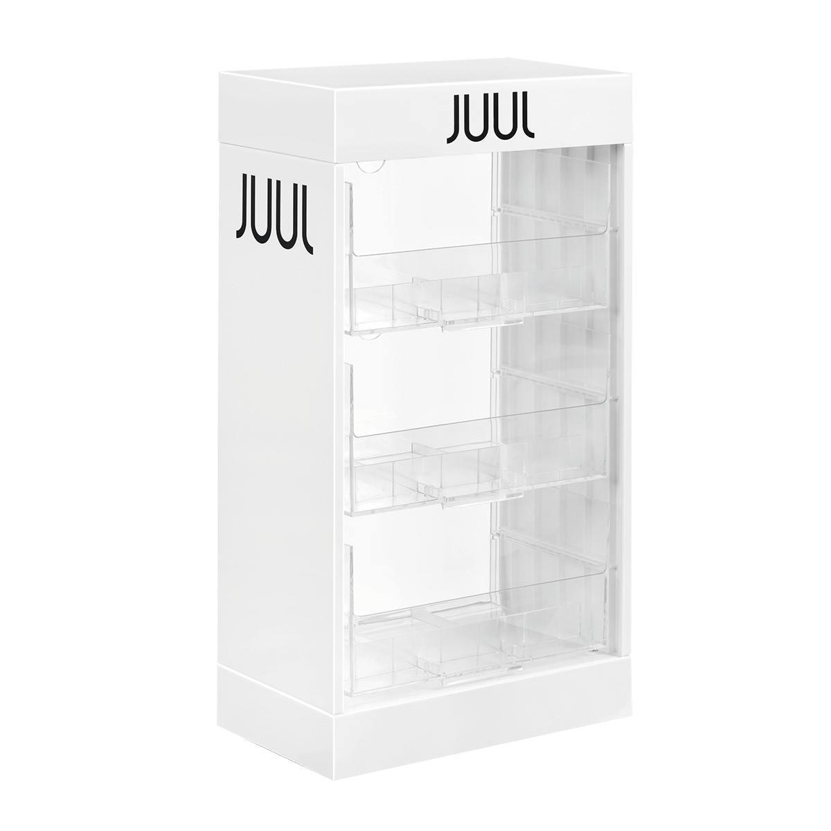 JUUL - Empty Lockable Display 9 Slots (90 units)-Accessories-Juul-CRAZE Vapor Wholesale