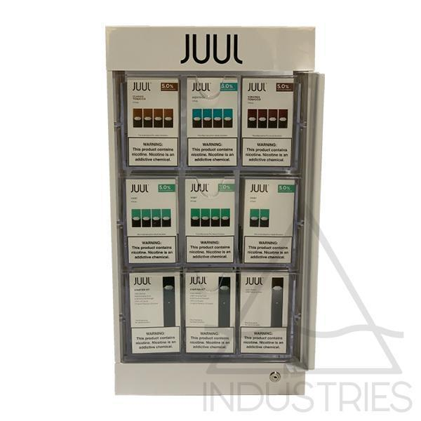 Juul Master Display Case Bundle - Limited Quantity-Pod Kits-Juul-CRAZE Vapor Wholesale