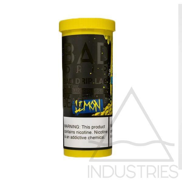 Lemon Dead by Bad Drip - CRAZE Vapor Wholesale