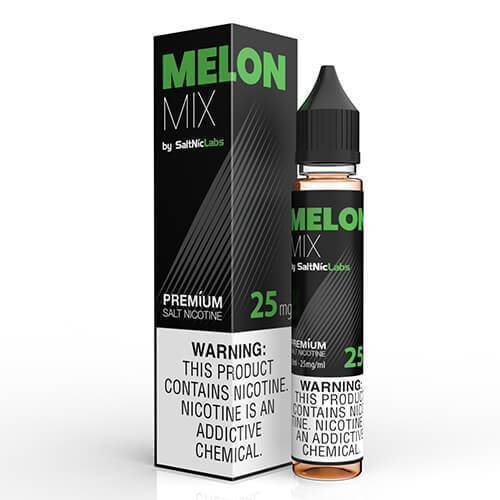 Melon Mix By Saltnic-Salt Nic eJuice-VGOD SaltNic eJuice-30ml-2.5% - 25mg-CRAZE Vapor Wholesale