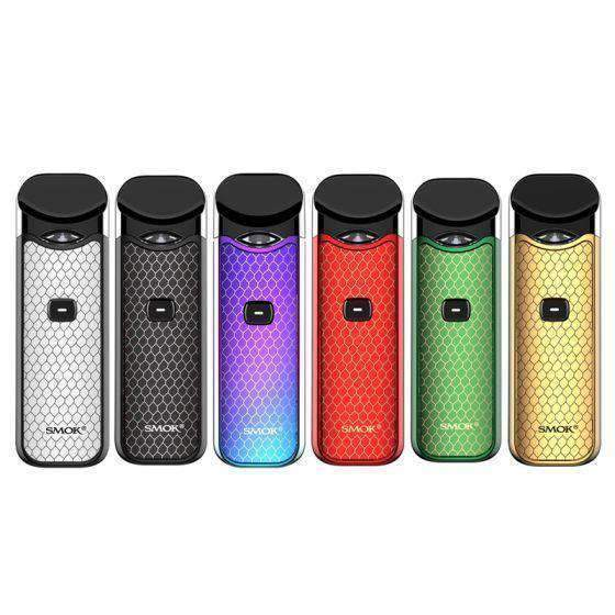 SMOK Nord 1100mAh 3ML Pod System Starter Kit - CRAZE Vapor Wholesale