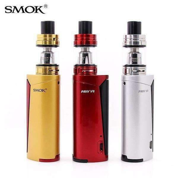 Smok Priv V8 Kit - CRAZE Vapor Wholesale