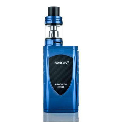 Smok Procolor 225W Tc Starter Kit-Kit-Smok-Blue-CRAZE Vapor Wholesale