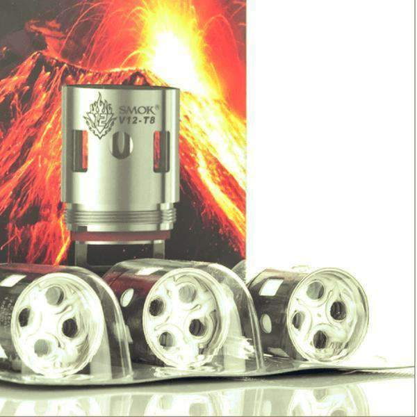Smok Tfv12 Cloud Beast King Coils-Replacement Coils-Smok-T8-Pack-CRAZE Vapor Wholesale