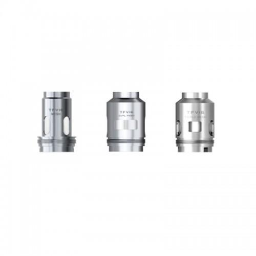 SMOK TFV16 Tank Replacement Mesh Coils - Pack of 3-Replacement Coils-SmokTech-CRAZE Vapor Wholesale