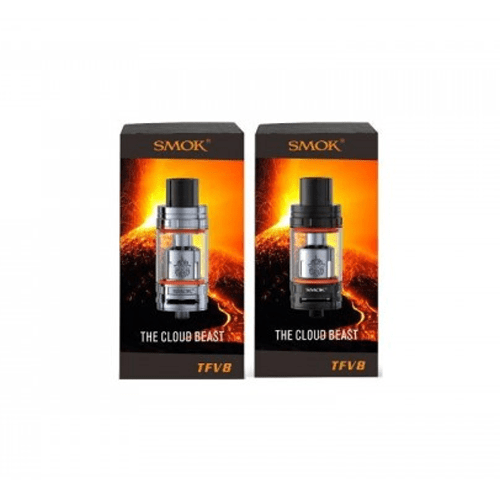 Smok Tfv8 Cloud Beast Tank-Tank-Smok-Black-CRAZE Vapor Wholesale