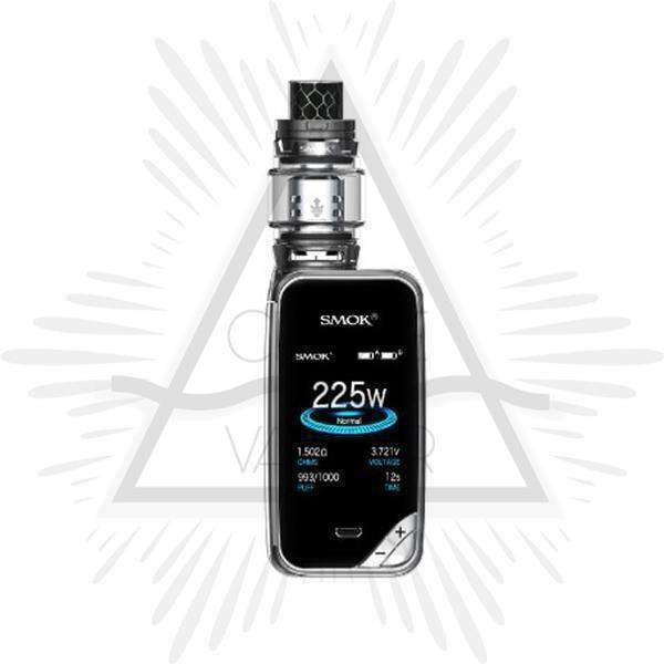 Smok X-Priv 225W Tc Starter Kit With Tfv12 Prince Tank - CRAZE Vapor Wholesale