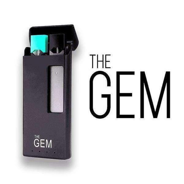 The Gem Charger - Portable Juul Battery Case - CRAZE Vapor Wholesale