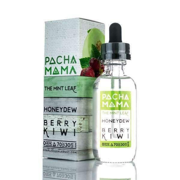 The Mint Leaf By Pacha Mama-eJuice-Pacha Mama-60ml-0.0% - 0mg-CRAZE Vapor Wholesale