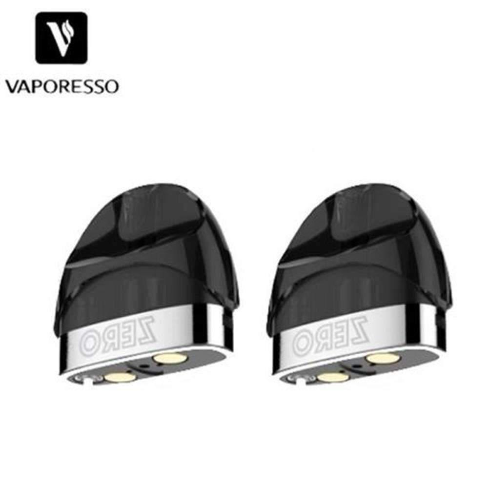 Vaporesso Renova Zero 2Ml Refillable Replacement Cartridge Pod - Pack Of 2-Replacement Pods-Vaporesso-Black-CRAZE Vapor Wholesale
