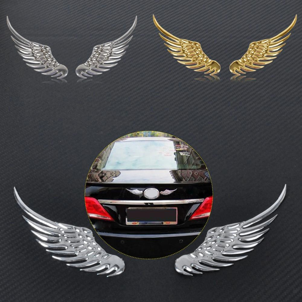 Alloy metal 3d angel wings car stickers monki global alloy metal 3d angel wings car stickers biocorpaavc Choice Image