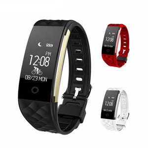 Bluetooth Smart Watch with Heart Rate Monitor $ Sport Tracker
