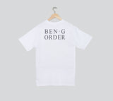 Order x Ben-G Robert Smith T-Shirt (White)