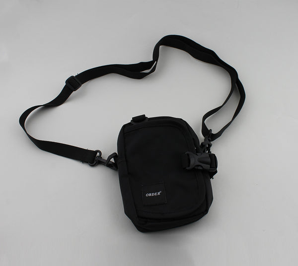 Order Cross Body Bag (Black)