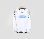Order Hummel football jersey (White)