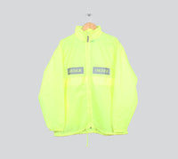Order Reflective Windbreaker (Fluor Yellow)