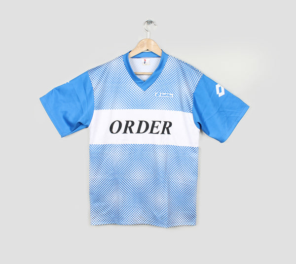 Order Lotto football jersey (Blue/White)