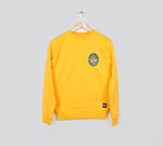 Order x Appelsap 'Patch' Crewneck (Yellow)