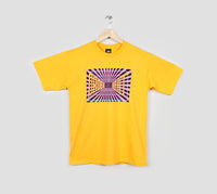 Order x Red Light Radio T-Shirt (Yellow)