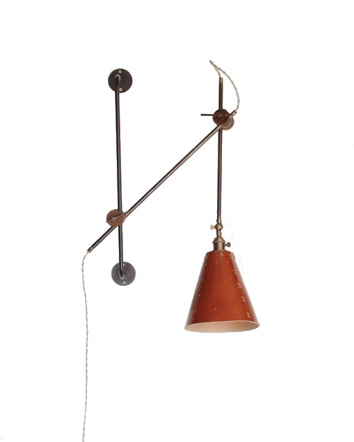 Lostine: Grace Articulating Wall Lamp