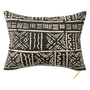 St Frank Mud Cloth I Lumbar Pillow