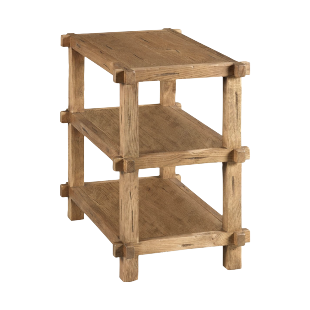 Joinery Side Table, Natural Oak