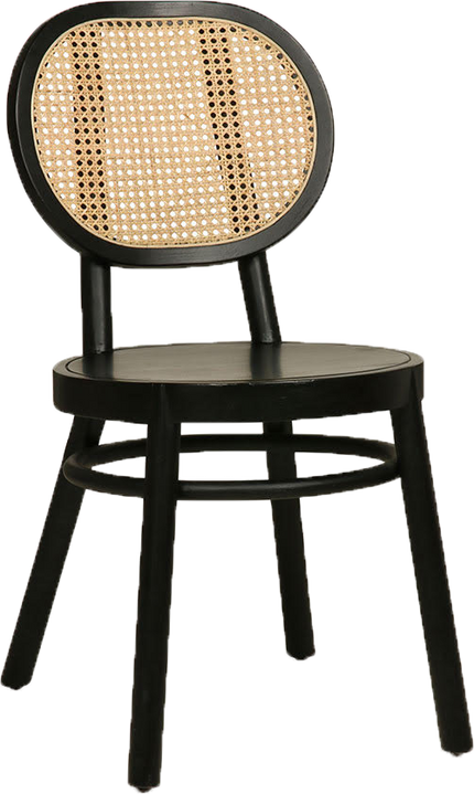 Cane Bistro Chair