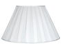 Silk Box Pleated Empire Shade