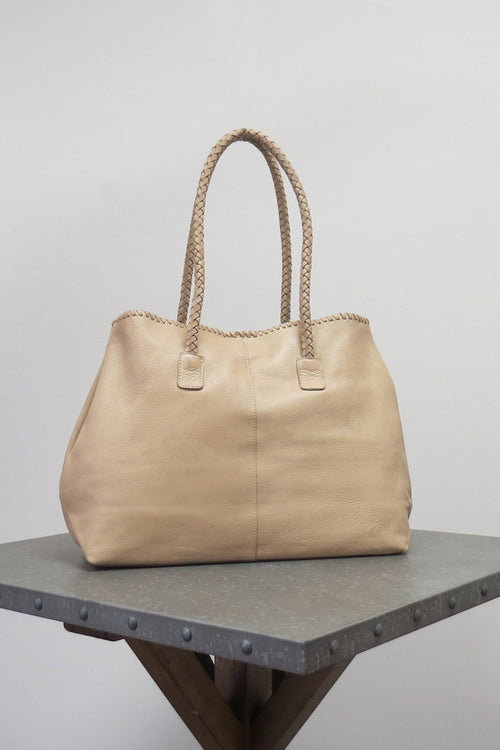 SHILOH BAG | WHEAT - Caite & Kyla