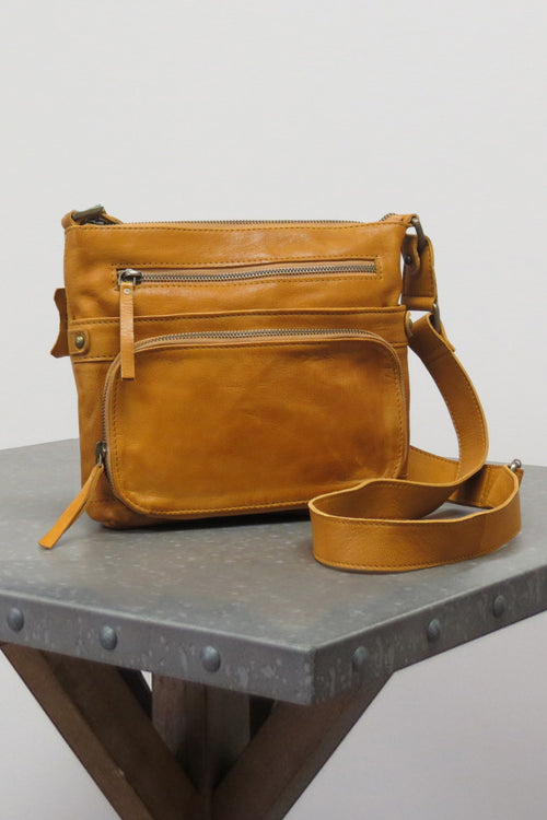 LIV BAG | GOLD - Caite & Kyla