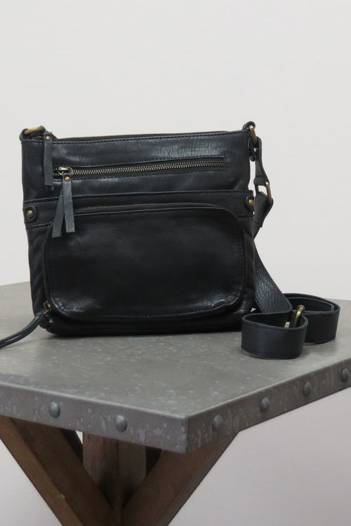 LIV BAG | BLACK - Caite & Kyla