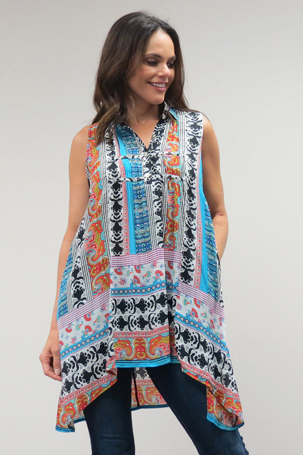 Bria Tunic Dress