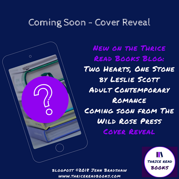 Two Hearts, One Stone - Cover Reveal