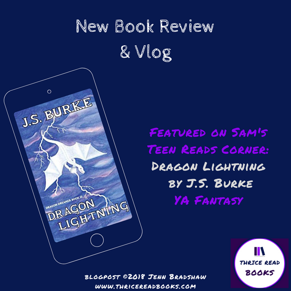 Dragon Lightning (Dragon Dreamer Book 2) - Review