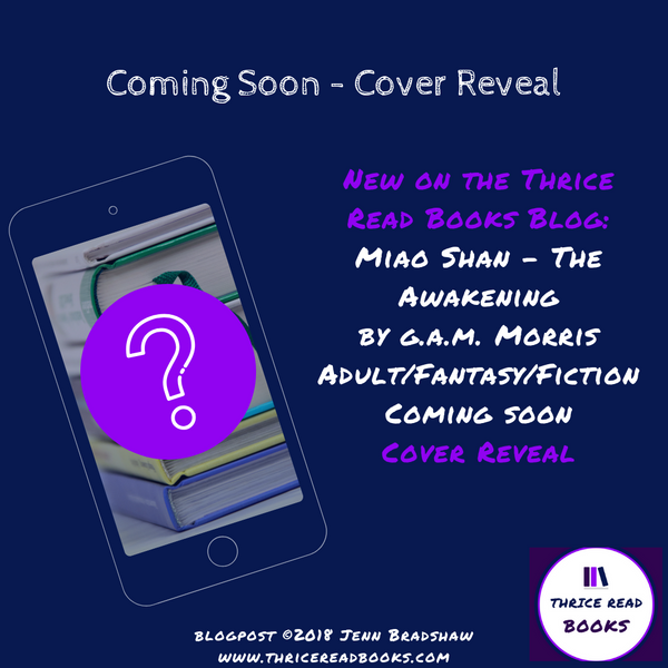 Miao Shan - The Awakening - Cover Reveal