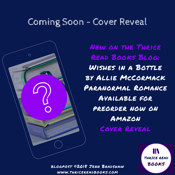 Wishes in a Bottle - Cover Reveal