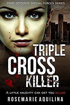 cover art for Triple cross killer