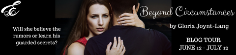 Thrice Read Books is a stop on the Beyond Circumstances blog tour, hosted by Fiery Seas Publishing