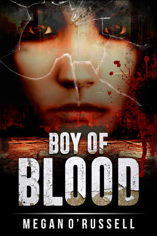 Boy of Blood ebook cover
