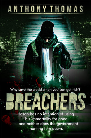 Breachers e-book cover