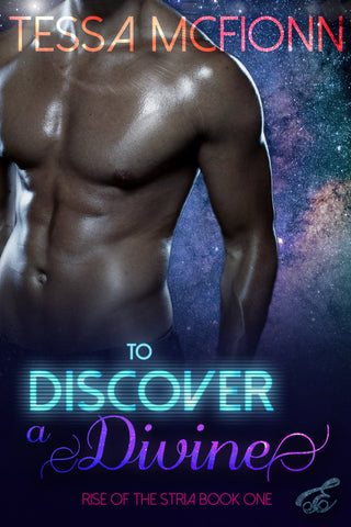 Cover reveal for To Discover a Divine