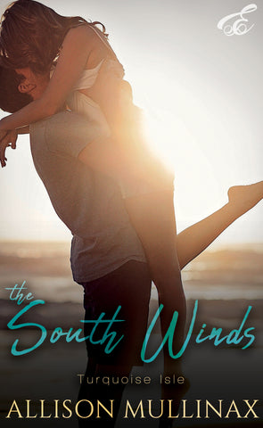Cover reveal for Allison Mullinax's upcoming release - The South Winds (Due out August, 2018)