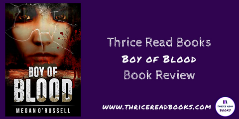 Boy of blood book review