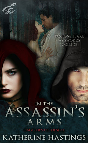 Cover Reveal for In The Assassin's Arms