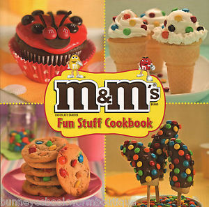 M&M's Fun Stuff Cookbook