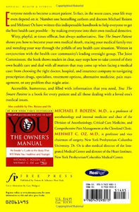 YOU: The Smart Patient, An Insider's Handbook for Getting the Best Treatment
