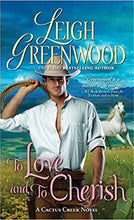To Love and to Cherish (Cactus Creek Cowboys)