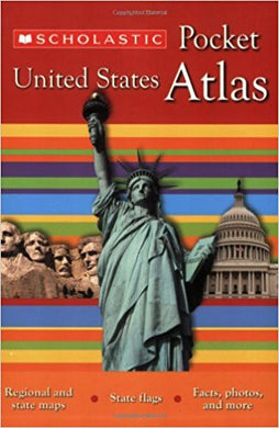 Scholastic Pocket U.S. Atlas (Pocket Atlas)